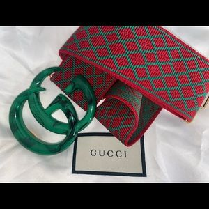 Gucci Belt NEW worn once